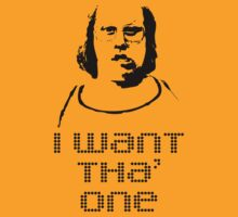 ANDY PIPKIN: I WANT THA' ONE by ssan