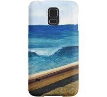 Las Olas San Jose del Cabo in Mexico Samsung Galaxy Case/Skin