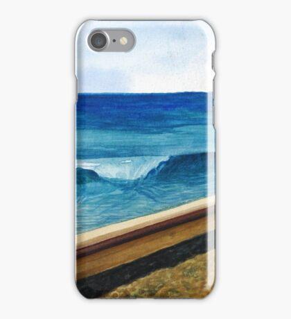 Las Olas San Jose del Cabo in Mexico iPhone Case/Skin