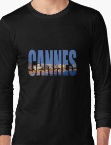 Cannes Long Sleeve T-Shirt