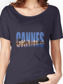 Cannes Women's Relaxed Fit T-Shirt