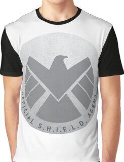S.H.I.E.L.D. Badge Graphic T-Shirt