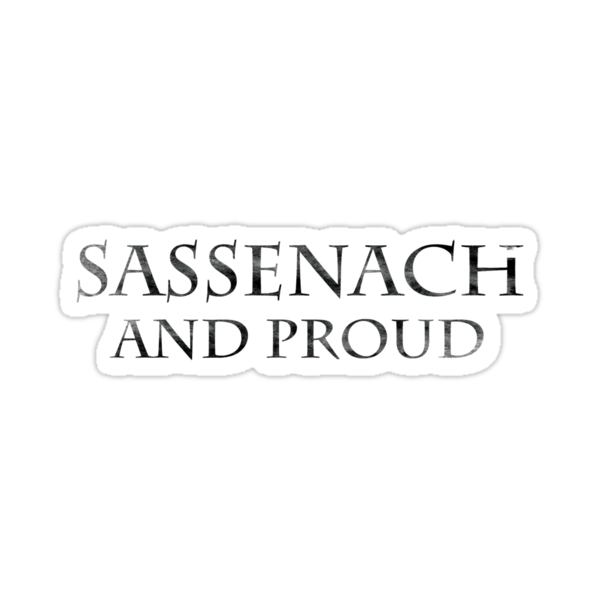 Sassenach and Proud by Katherine Anderson