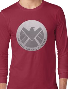 S.H.I.E.L.D. Badge Long Sleeve T-Shirt