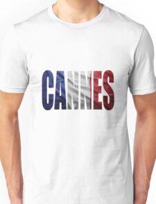 Cannes. Unisex T-Shirt
