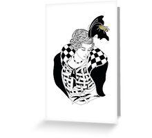 Annie Honey Greeting Card