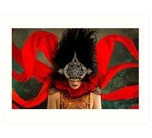 Brave | The Goddess Art Print