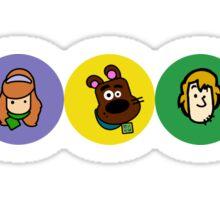 Scooby Sticker