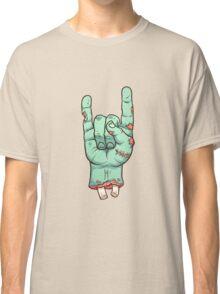 ROCK ZOMBIE! Classic T-Shirt