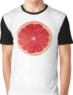 Ruby Red Grapefruit Graphic T-Shirt