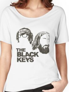 The Black Keys - Music Group Women's Relaxed Fit T-Shirt