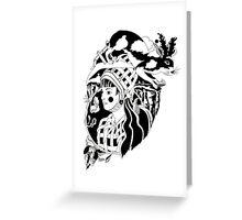 Gwendoline Goldenhare  Greeting Card