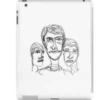 stooges iPad Case/Skin