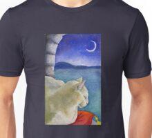 Castle Cat Unisex T-Shirt