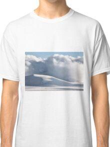 Piana of Castelluccio in winter Classic T-Shirt