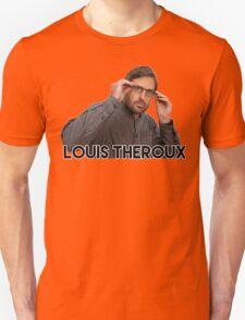 Louis Theroux T Shirt Unisex T-Shirt