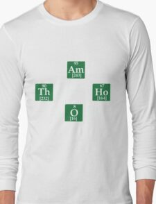 I am the One who Knocks Long Sleeve T-Shirt