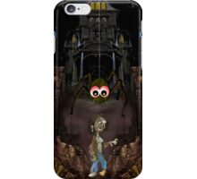 GH7 The Haunted House iPhone Case/Skin