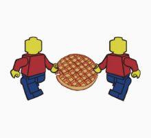 Lego My Ego  by toastedstew