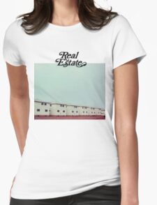 Real Estate, Days Womens Fitted T-Shirt