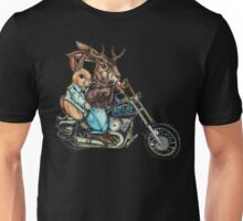 Whose Chopper is This? Unisex T-Shirt