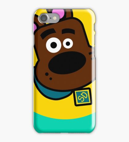 Scooby iPhone Case/Skin