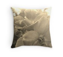 Kiss from Nature Throw Pillow