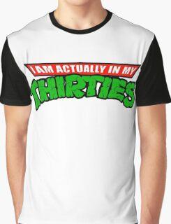 Ninja Thirties Graphic T-Shirt