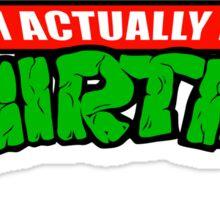 Ninja Thirties Sticker