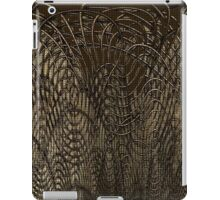 Wire Twist iPad Case/Skin