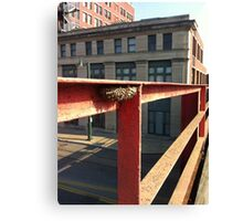 The Art District of Memphis Canvas Print