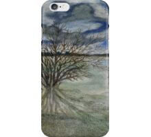 Light on the plains iPhone Case/Skin