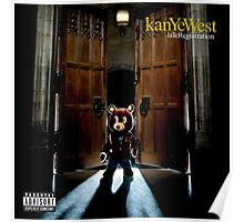 Late registration Poster