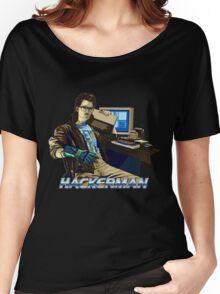 HACKERMAN Women's Relaxed Fit T-Shirt