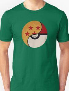 Pokemon DragonBall Fusion  Unisex T-Shirt
