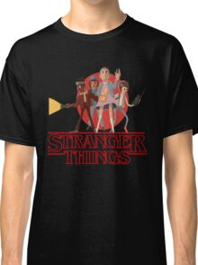 stranger things. Classic T-Shirt