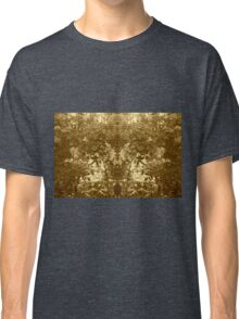 The Woods Mirrored in Sepia Tone Classic T-Shirt