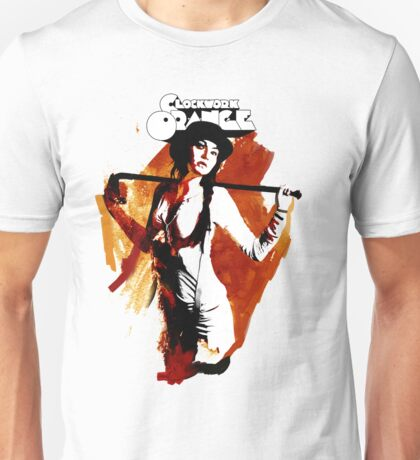 She Clockwork Orange Unisex T-Shirt