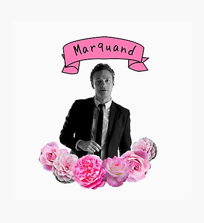 Ross Marquand Flower Design Photographic Print