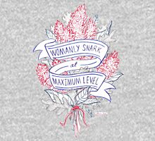 Womanly Snark Unisex T-Shirt