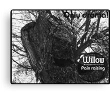 willow 2 Canvas Print