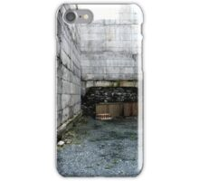 accidental theatre set iPhone Case/Skin