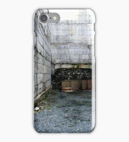 accidental theatre set iPhone Case/Skin