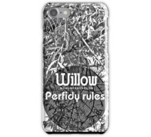 Willow 3 iPhone Case/Skin