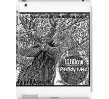 Willow 3 iPad Case/Skin