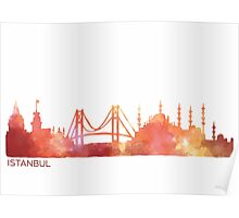 Istanbul-scape Poster