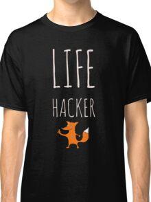 Foxy Life Hack Classic T-Shirt