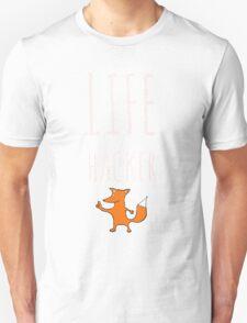 Foxy Life Hack Unisex T-Shirt