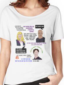 Criminal minds  Women's Relaxed Fit T-Shirt