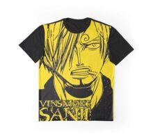 Vinsmoke Sanji Graphic T-Shirt